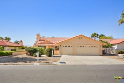 Desert Hot Springs Single Family Home For Sale: 9101 Warwick Drive