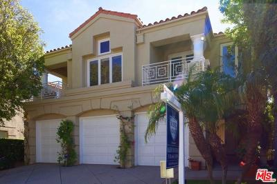 Pacific Palisades Single Family Home For Sale: 16656 Calle Arbolada