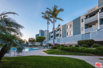 Playa Del Rey Condo/Townhouse Sold: 8160 Manitoba Street #218