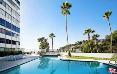 Pacific Palisades Condo/Townhouse For Sale: 17352 West Sunset #102