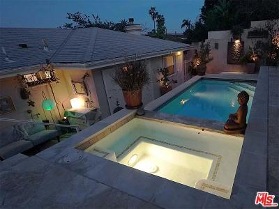 Los Angeles Single Family Home For Sale: 3549 Greenfield Avenue