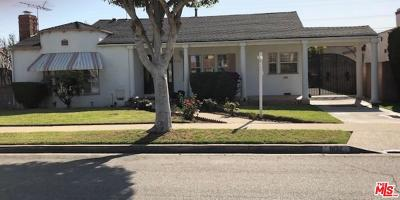 Inglewood Single Family Home For Sale: 9132 South 2nd Avenue