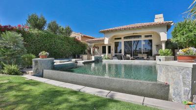 La Quinta Single Family Home For Sale: 49520 Mission Drive