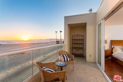 Playa Del Rey Condo/Townhouse Sold: 7301 Vista Del Mar #10