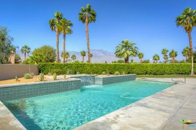 Rancho Mirage CA Single Family Home For Sale: $799,000