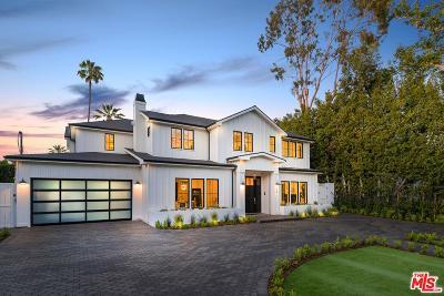 Toluca Lake Single Family Home For Sale: 10509 Camarillo Street