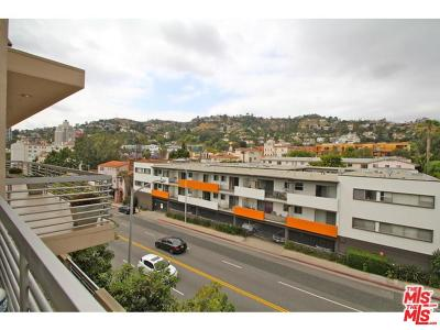 West Hollywood Rental For Rent: 1283 Havenhurst Drive #PH8