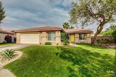 La Quinta Single Family Home For Sale: 45560 Stonebrook Court