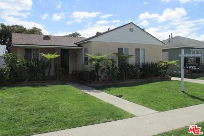 Compton Single Family Home For Sale: 1500 South Butler Avenue