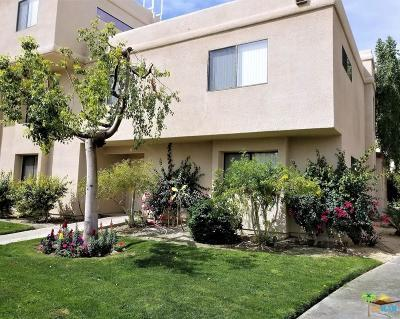 Cathedral City Condo/Townhouse For Sale: 35200 Cathedral Canyon Drive #S156