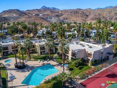 Palm Springs Condo/Townhouse For Sale: 5300 East Waverly Drive #A2