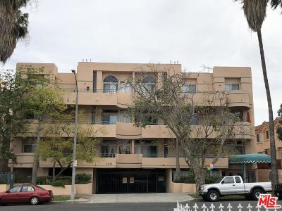 Los Angeles Condo/Townhouse For Sale: 4830 Elmwood Avenue #206