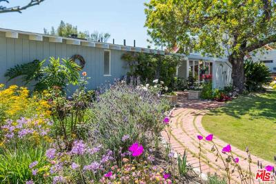 Malibu Single Family Home For Sale: 31768 Cottontail Lane