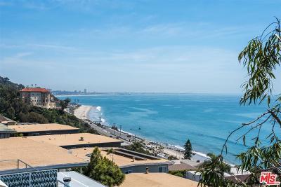 Malibu Condo/Townhouse For Sale: 18125 Coastline Drive #D