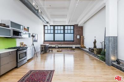 Los Angeles Condo/Townhouse For Sale: 1850 Industrial Street #510