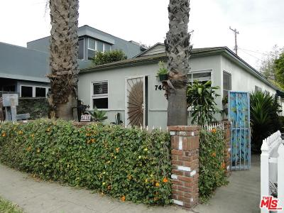 Los Angeles County Residential Income For Sale: 740 Washington