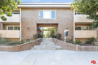 Santa Monica Condo/Townhouse For Sale: 1320 Princeton Street #206