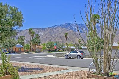 Palm Springs Single Family Home For Sale: 3130 North Starr Road