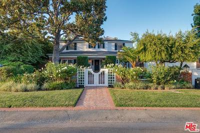 Toluca Lake Single Family Home For Sale: 10433 Kling Street