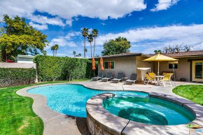 Palm Springs Single Family Home For Sale: 677 North Calle Rolph