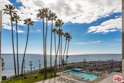 Pacific Palisades Condo/Townhouse For Sale: 17366 West Sunset Boulevard #304
