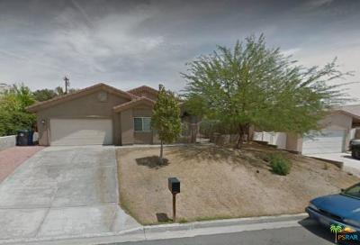 Desert Hot Springs Single Family Home For Sale: 9360 Calle Barranca