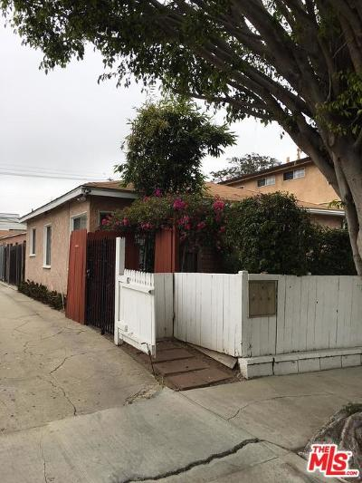 Los Angeles County Residential Income For Sale: 635 Broadway Street