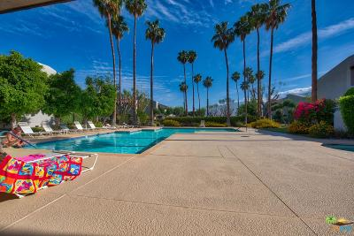 Palm Springs Condo/Townhouse For Sale: 1100 East Amado Road #12A1