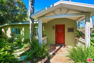 Los Angeles Single Family Home For Sale: 3213 Future Street