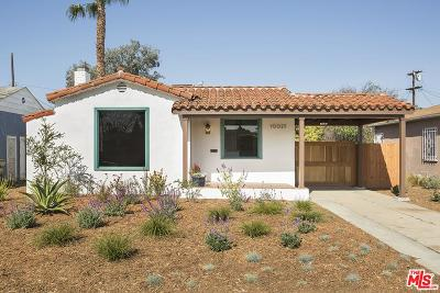 Los Angeles Single Family Home For Sale: 10025 South Harvard Boulevard