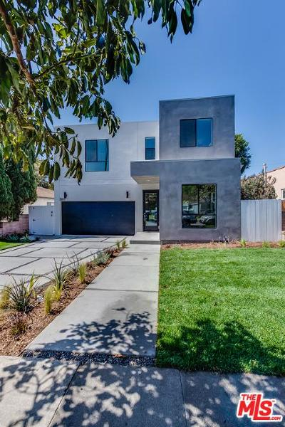 Los Angeles Single Family Home For Sale: 3905 Keeshen Drive
