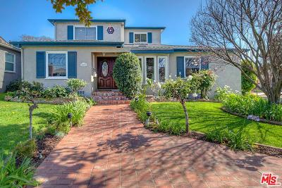 Single Family Home For Sale: 6674 West 80th Place