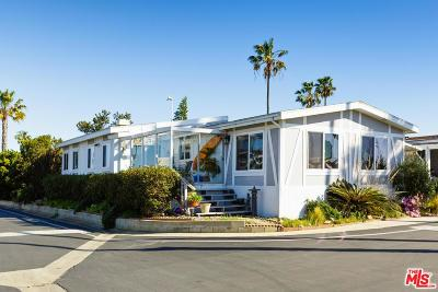 Los Angeles County Mobile Home For Sale: 29500 Heathercliff Road #21