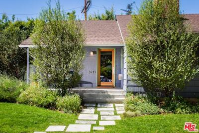Los Angeles Single Family Home For Sale: 3241 Federal Avenue