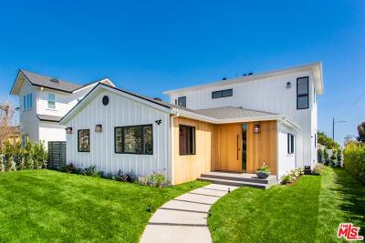 Los Angeles Single Family Home For Sale: 12624 Woodbine Street