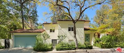 Hollywood Hills East (C30) Single Family Home For Sale: 3371 North Knoll Drive