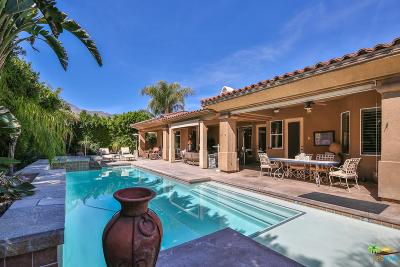 Palm Springs Single Family Home For Sale: 1209 Verdugo Road