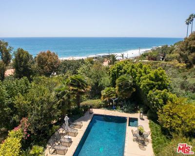 Single Family Home For Sale: 21628 Rambla Vista