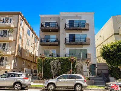 Los Angeles County Condo/Townhouse For Sale: 1540 Amherst Avenue #101
