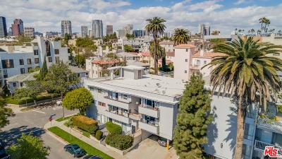 Los Angeles County Residential Income For Sale: 1700 Malcolm Avenue #101