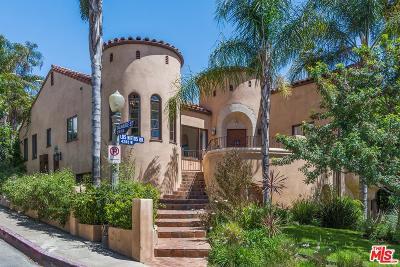 Los Angeles Single Family Home For Sale: 2162 Talmadge Street