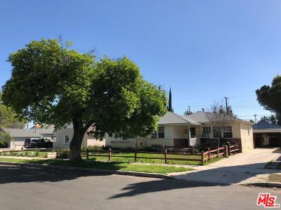Tarzana Single Family Home For Sale: 6206 Topeka Drive