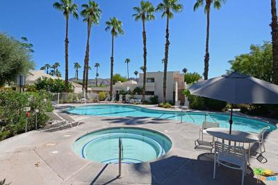 Palm Springs Condo/Townhouse For Sale: 1680 South Andee Drive
