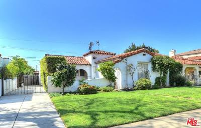 Los Angeles County Single Family Home For Sale: 10634 Wellworth Avenue
