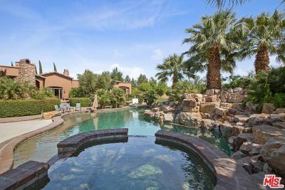 La Quinta Single Family Home For Sale: 57715 Coral Mountain Court