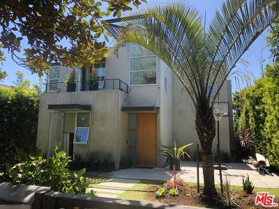 Santa Monica Single Family Home Sold: 318 11th Street