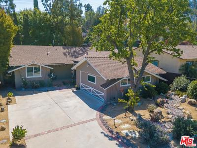 Woodland Hills Single Family Home For Sale: 5326 Baza Avenue