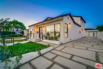Los Angeles County Single Family Home For Sale: 4050 Lyceum Avenue