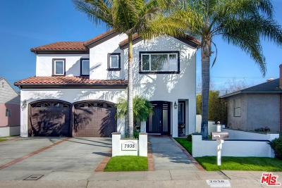 Los Angeles Single Family Home For Sale: 7938 Kenyon Avenue
