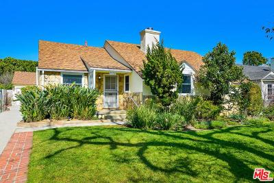 Single Family Home For Sale: 3152 Purdue Avenue